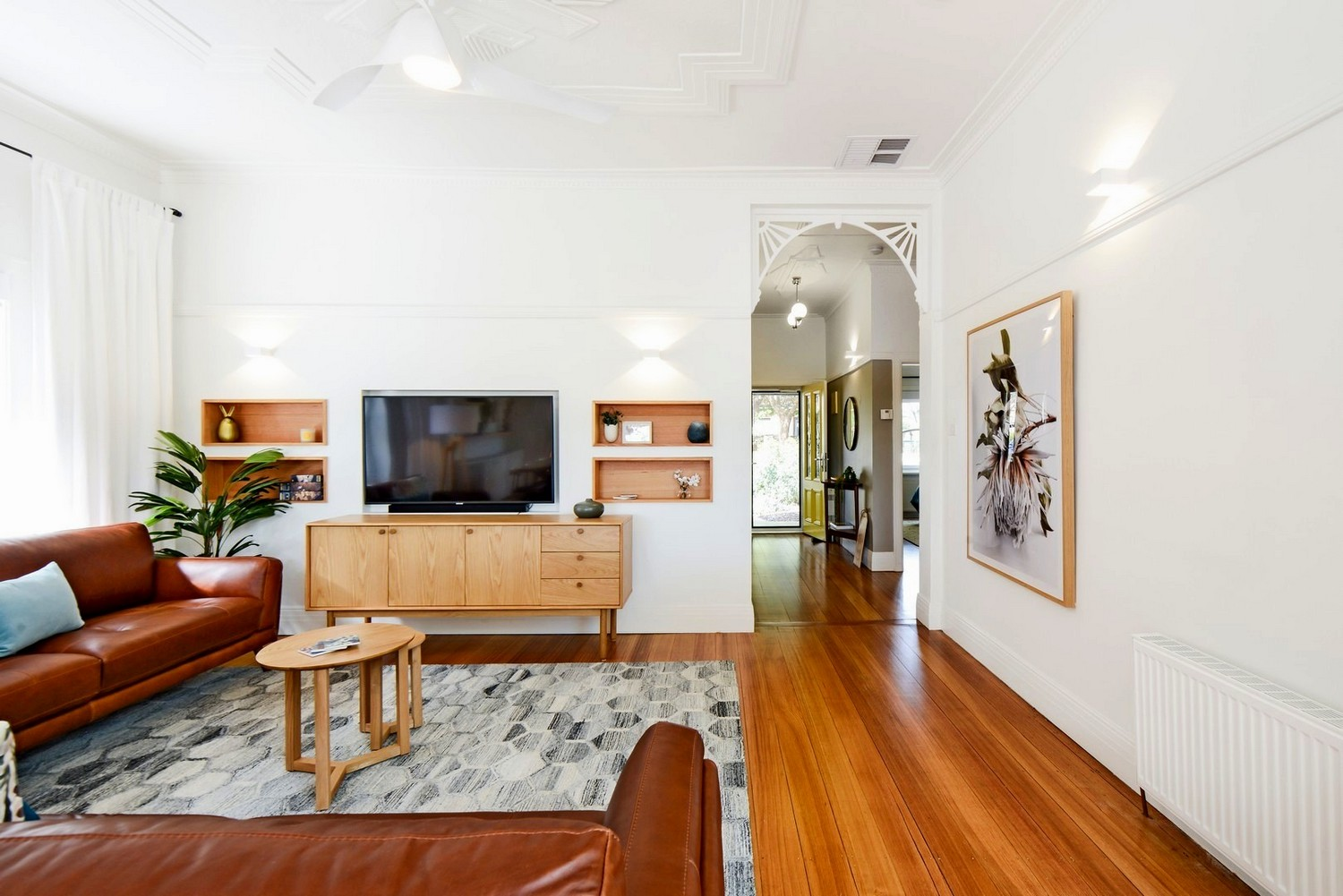 Property styling Northcote